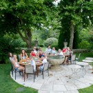 Outside Dining Areas